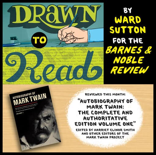 Drawn to Read review