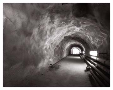 """Dan Katzman, """"The Guards' Tunnel to the Prison Laundry"""""""