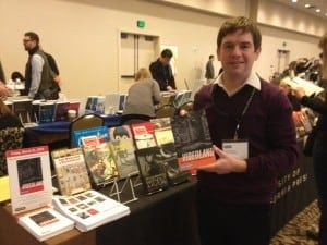 UC Press author Dan Herbert at SCMS