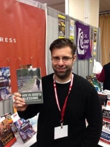 "Jarrett Zigon, author of ""HIV is God's Blessing"""