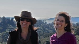 B. Lynn Ingram and Frances Malamud-Roam, co-authors of The West without Water.