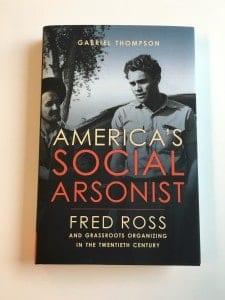 America Social Arsonist