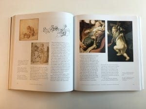 Rembrandt interior