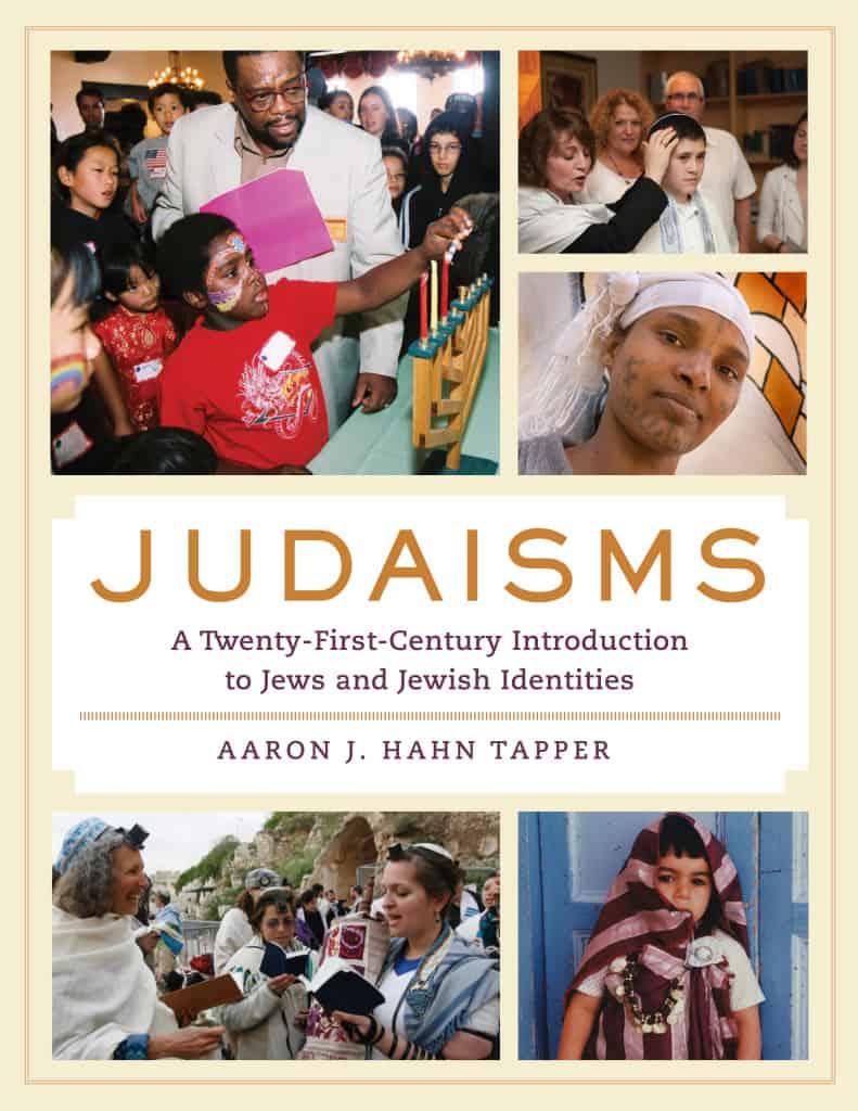 Judaisms cover