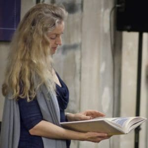 preview-full-Rebecca Solnit reading_photo credit Adrian Mendoza