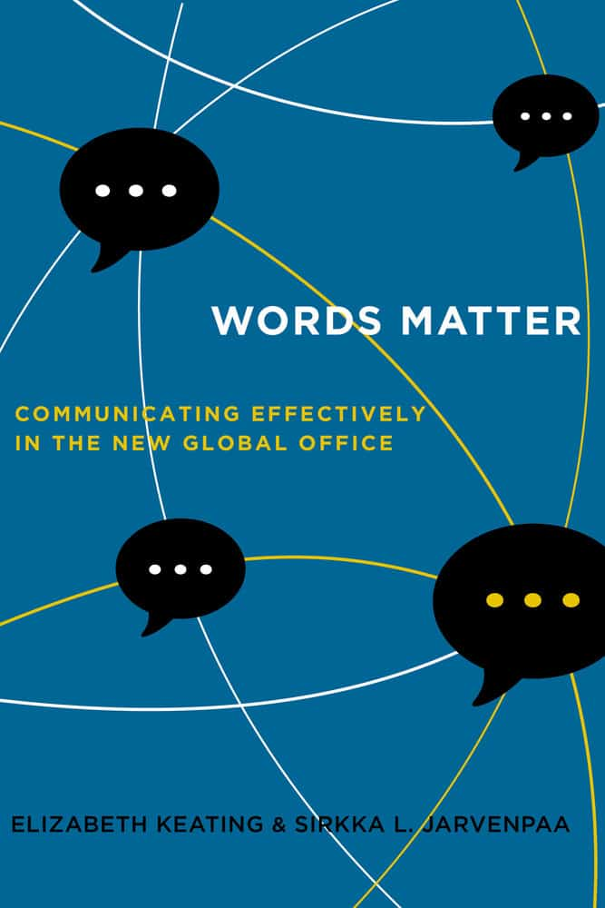 Words Matter Keating Jarvenpaa