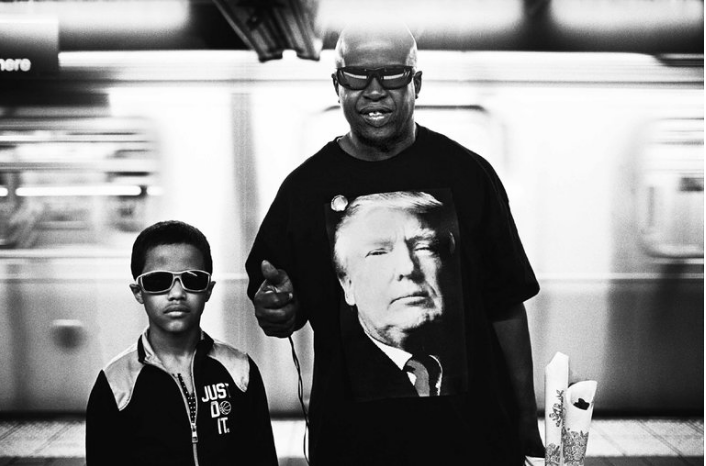On the 125th Street subway platform in Harlem, April 2016. Credit Joseph Michael Lopez for The New York Times