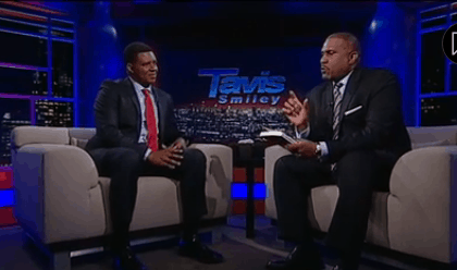 Corey D. Fields and Tavis Smiley discuss the impact of the African American vote this election season.