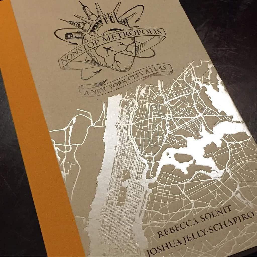 Nonstop Metropolis_cloth cover (1)