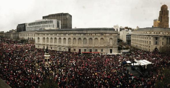 Women's March SF