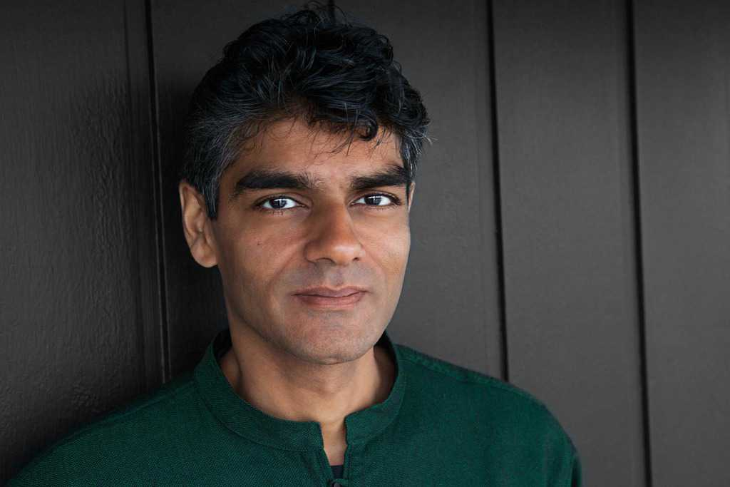 Raj Patel care author photo
