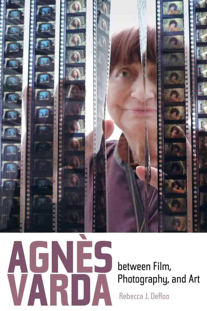 Cover image for Agnès Varda book