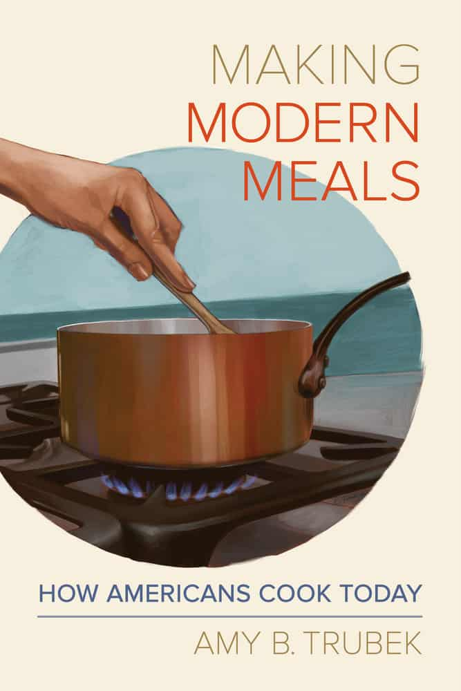Making Modern Meals cooking book cover