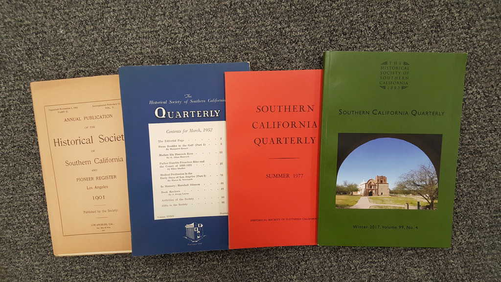 American studies university of california press blog in february 2018 the historical society of southern california and uc press released the southern california quarterlys volume 100 number 1a cause for fandeluxe Gallery