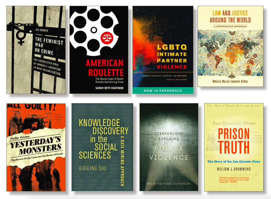 UC Press Spring 2020 Criminology & Criminal Justice Titles