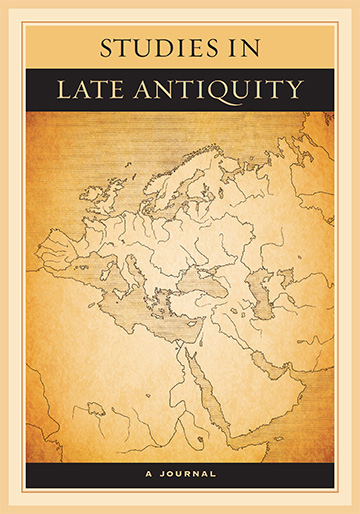 Studies in Late Antiquity (Coming in 2017!)