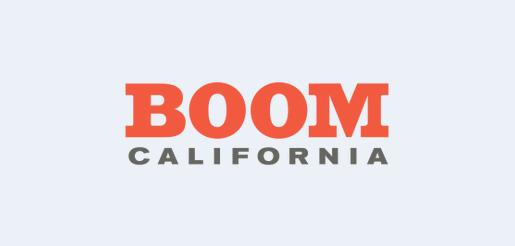 Boom California