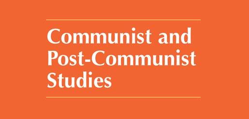 Communist and Post-Communist Studies