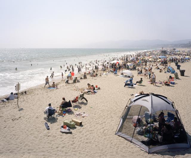 <p>Santa Monica Beach. Santa Monica, 2008.</p>