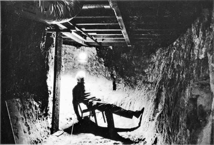 <p>Ireland in the basement, 1988</p>