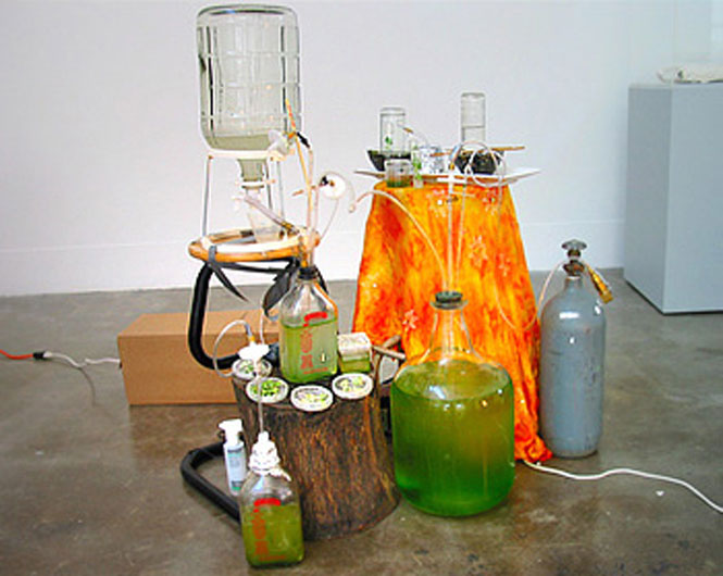 <p>Amy Franceschini:&nbsp;<em>DIY Algae Hydrogen Bioreactor Kit</em></p>