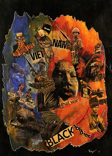 <p>Kay Brown<em>, The Black Soldier</em>, 1969.</p>