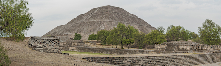 image from Teotihuacan