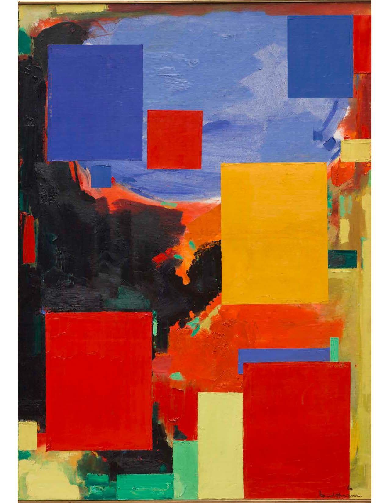 image from Hans Hofmann